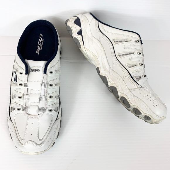Women's Skechers Encore Size 9 White Gently Used